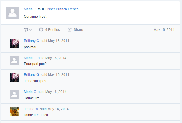 fisher-branch edmodo